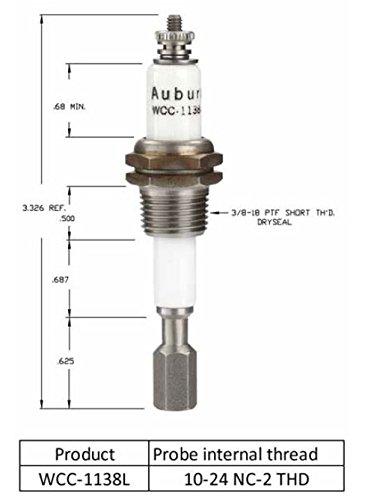WCC-1138L Auburn Liquid Level Sensor (Probe)