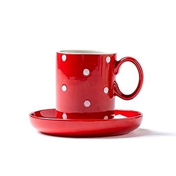 Good quality Taza de café creativa taza de leche de cerámica taza de la pareja taza