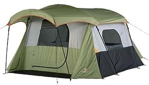 Swiss Gear St. Alban Family Dome Tent (Sage/Light Grey/Orange)