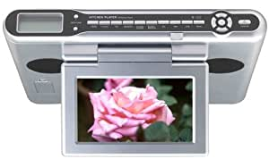 Sylvania SKCR2644A Under Counter 7-Inch TV/DVD/CD/Clock with Radio() (Discontinued by Manufacturer)