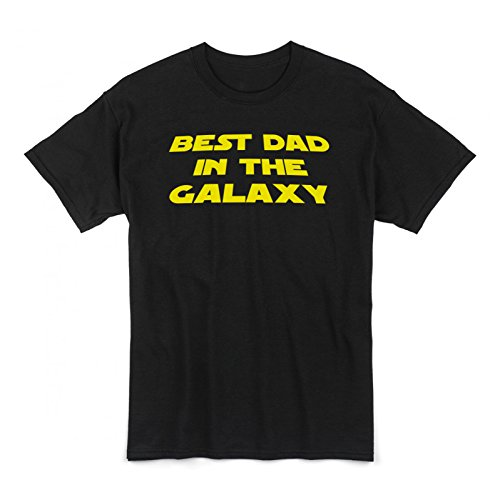 Star Wars - Best Dad in the Galaxy - Father's Day, Vater, Papa Geschenk