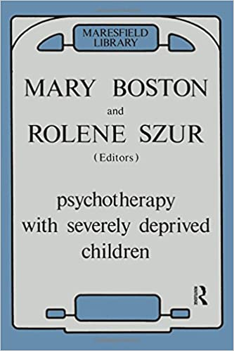 the child psychotherapist and problems of young people boston mary daws dilys