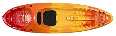 9351406042 Perception Kayak Access Sit On Top for Recreation from Confluence Kayaks