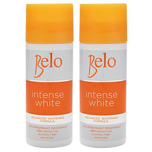 Belo Intense White Advanced Whitening Deodorant - 2 x 40ml