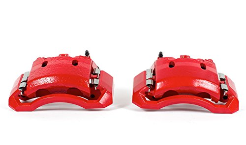 Power Stop S4890 Red Powder-Coated Performance Caliper for sale  Delivered anywhere in Canada