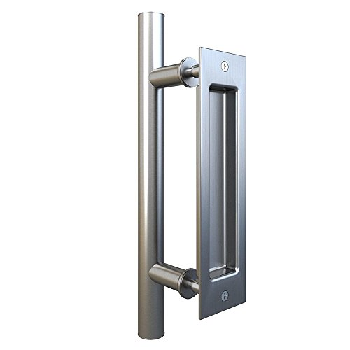 Flush Steel Door - 9