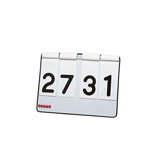 生活日用品 スポーツ用品 ハンディー簡易得点板 B7725 B0756576CV