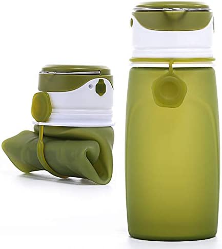 1L Water Bottle Camping Drinking Water Kettle Cold Water Cup With Handle and Cap