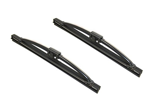 LAND ROVER RANGE ROVER 1995-2002 HEADLAMP WIPER BLADE SET OF TWO PART# DKC100860 (1995 Range Rover)