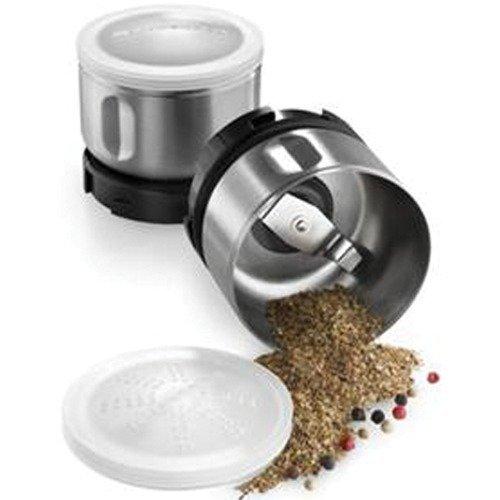 KitchenAid Bcgsga Spice Grinder Accessory Kit, Stainless Steel