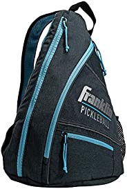 Franklin Sports Pickleball Sling Bag – Official Pickleball Bag of The U.S. Open Pickleball Championships – Adj