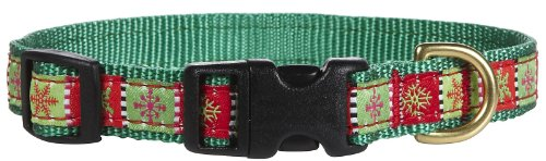 Up Country Let it Snow Collar - X-Small