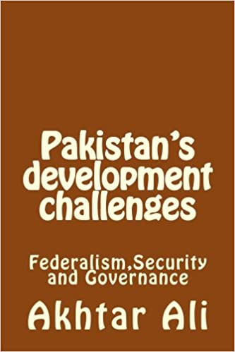 Making New Provinces in Pakistan: Challenges and Prospects