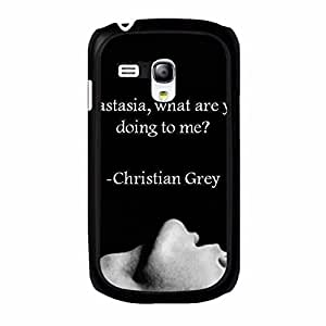 Popular Fifty Shades of Grey Phone Case Cover For Samsung Galaxy S3 mini