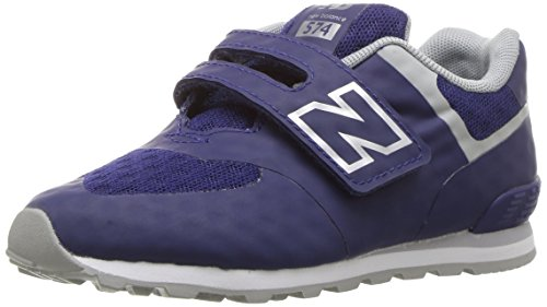 New Balance Kids' 574 Fashion Sneaker Breathe HL Running Shoe