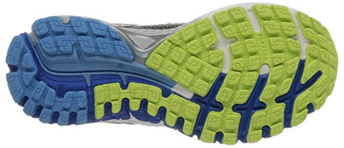 Women White Blue Sharp Running Sportshoes 15 Dazzling Green Adrenaline GTS Trainer Brooks xWnq6pwTT