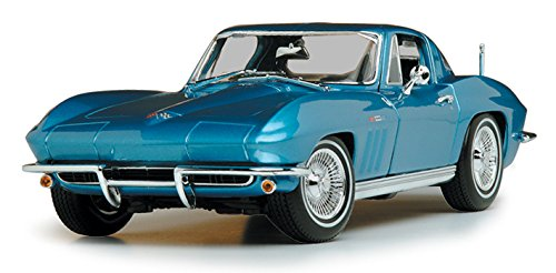 Maisto 1965 Chevy Corvette, Blue 31640 - 1/18 Scale for sale  Delivered anywhere in USA