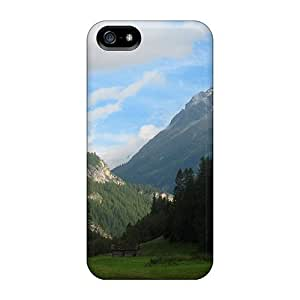 Fashionable Style Case Cover Skin For Iphone 5/5s- Beautiful View #3