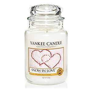 Výsledek obrázku pro snow in love candle
