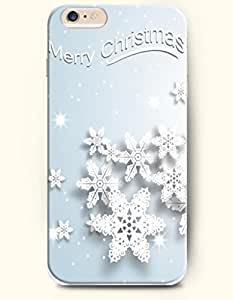 New Case Cover For Apple Iphone 6 Plus 5.5 Inch Hard Case Cover - a Very Merry Christmas