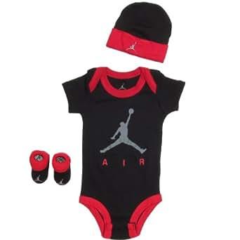 Amazon.com: Jordan Baby Clothes Jumpman Air 3 Piece Set (0 ...