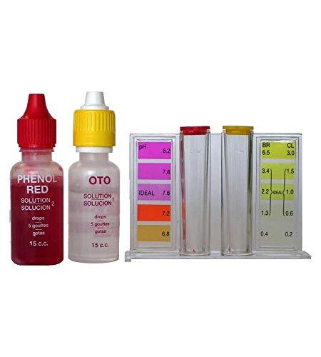 🥇 Gre 90180 – Analizador de cloro/bromo + pH