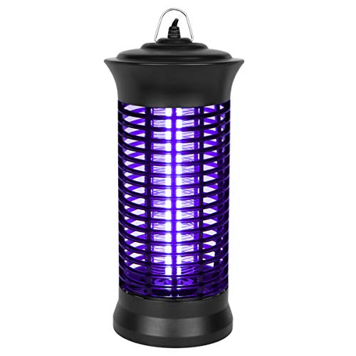 UFUNGA Electronic Bug Zapper, Indoor Bug Zapper with Hook, Hangable, for Home, Bedroom, Kitchen, Office Use[2019 Upgraded]