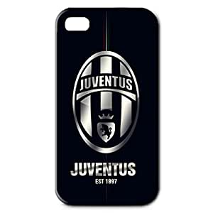 TPU Back Case Cover,Juventus FC Series Football Club Series Iphone 4 Phone Case Cover,Popular Case Cover For Iphone 4