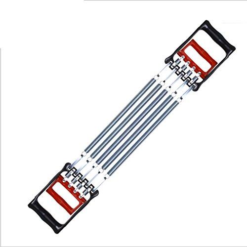 YAOBAO Ampliador del Pecho, Sistema Ajustable del Movimiento del Resorte 5 con El Amaestrador De La Fuerza, Jugador Casero...