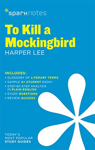 Thesis Statement For Descriptive Essay To Kill A Mockingbird Sparknotes Literature Guide Sparknotes Literature  Guide Series By Sparknotes Research Paper Essay also The Thesis Statement Of An Essay Must Be Amazoncom To Kill A Mockingbird Sparknotes Literature Guide  How To Write A Good Thesis Statement For An Essay