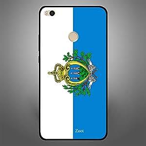 Xiaomi MI MAX 2 San Marino Flag