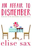 Free eBook - An Affair to Dismember