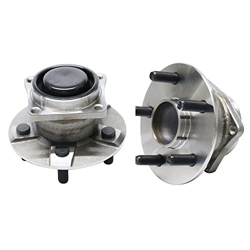 GSP 103218 Axle Bearing and Hub Assembly - Left or Right Rear (Driver or Passenger Side) (Vibe Axle Assembly Pontiac)