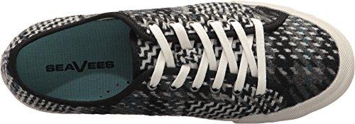 Seavees Vrouwen Monterey Afgestemd Sneakers Zwart Patchwork