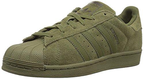 Adidas Originals Superstar J, Olicar,Olicar,Utigre, 5 Medium US