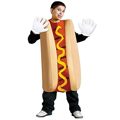 Hot Dog Kids Costume
