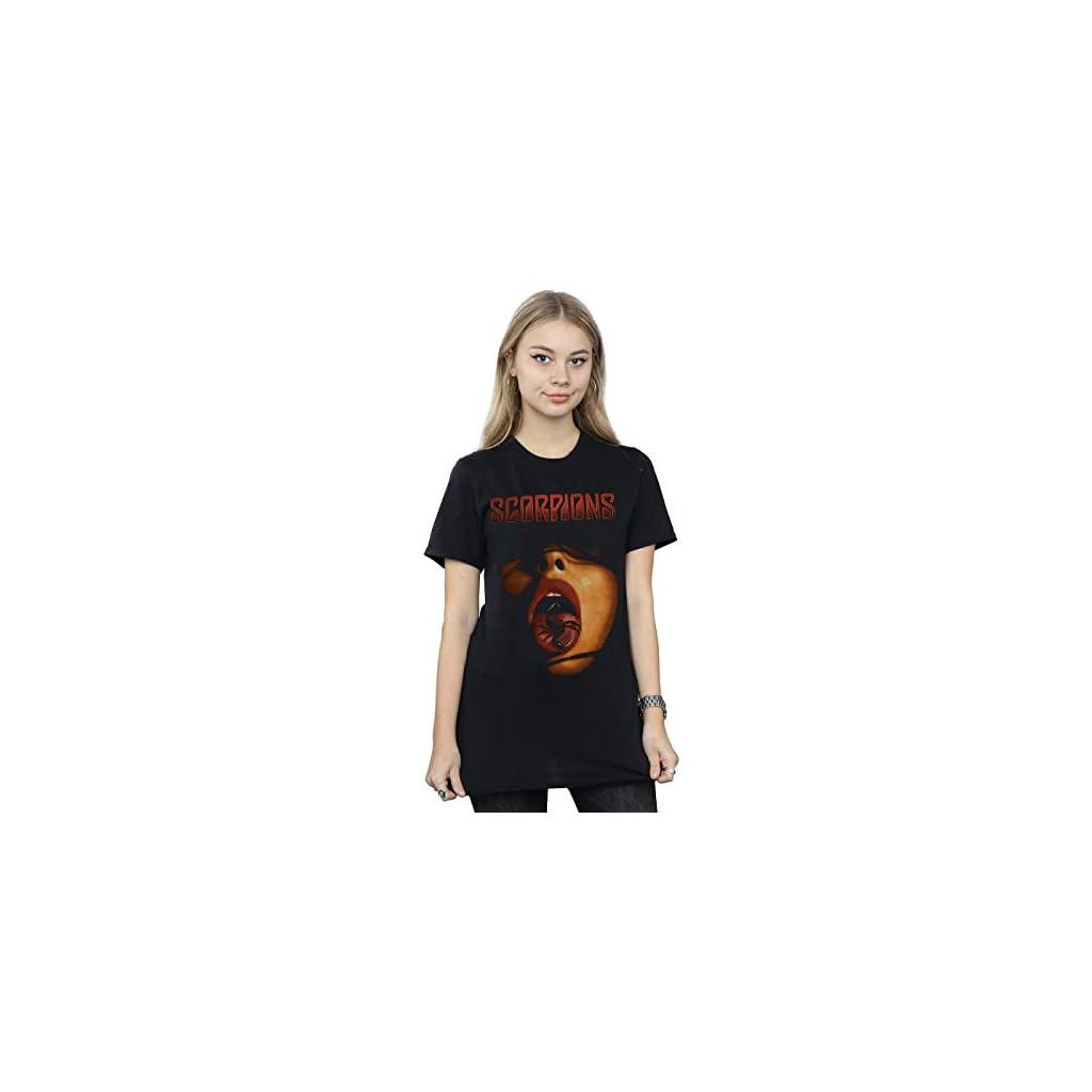 Scorpions Mujer Camiseta