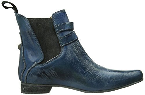 Säng Stu Kvinna Ravin Boot Stål Blå Rustik