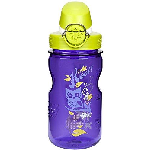 fly water bottle purple