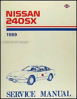 nissan 240sx repair manual - 6