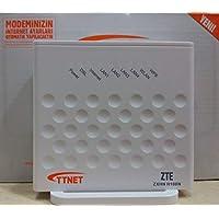 Zte ZXHN H108N Usb Ve İnternet 4 Çıkışlı 300Mbps Kablosuz Adsl 2 Ve Modem Router