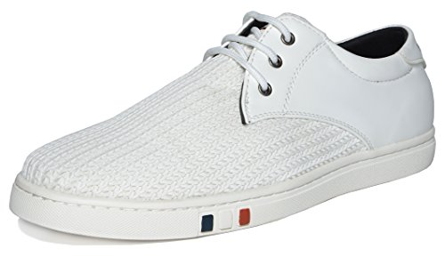 Bruno Marc Mens Ny-01 Oxfords Mode Sneakers Vita