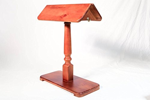 Saddle Stand - Wooden - Timber Top - Store Saddle, Bridle and Tack by Fabian Woodworks