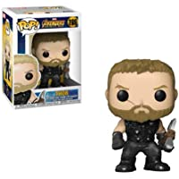 Funko Marvel Avengers Infinity War Thor Funko Pop Bobble Head Action Figure