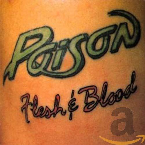 Flesh & Blood: Poison: Amazon.es: Música