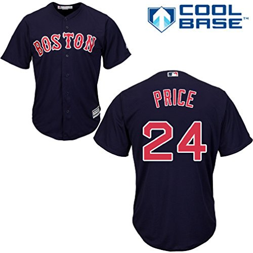 Majestic Road Baseball Jersey - 1
