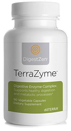 (doTERRA - TerraZyme Digestive Enzyme Complex - 90 Veg Caps)