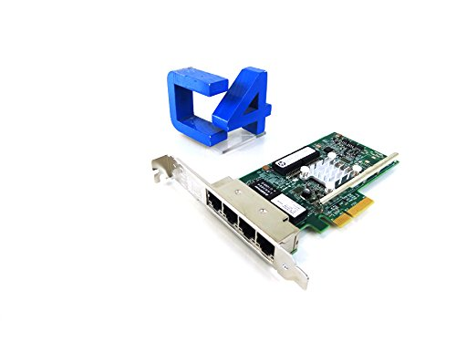 HP 649871-001 1GB ethernet adapter - 4-port, 331T