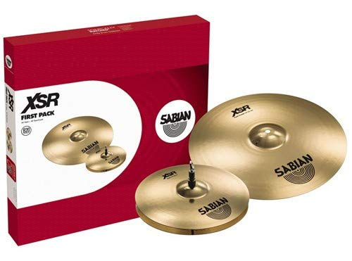 Sabian Cymbal Variety Package, inch (XSR5011B) by Sabian