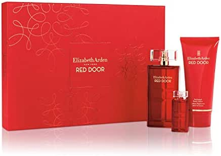 Elizabeth Arden Red Door 1.7 oz 3 Piece Fragrance Gift Set, Perfume for Women, 3 ct.